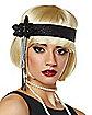 Flapper Bead Headband