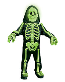 Toddler Glow in the Dark Skelebones Costume