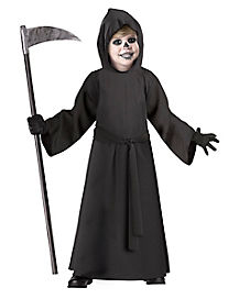 Toddler Grim Reaper Robe