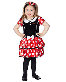 Toddler Minnie Mouse Dress - Disney