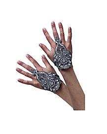 Gothic Lace Wristlets