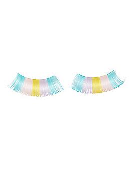 Unicorn Rainbow Fake Eyelashes