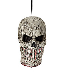 Undead Hanging Head - Decorations