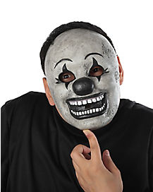 Foam Dark Clown Mask