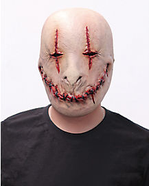 Stitched Smile Mask