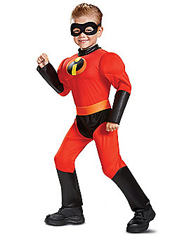 Toddler Dash Costume - The Incredibles 2