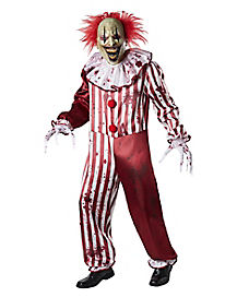 Mens Scary Clown Costumes