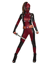 Adult Deadpool Costume - Marvel