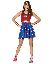 Wonder Woman Dress Kit - DC Comics