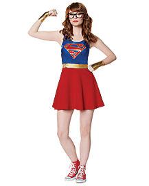Supergirl Dress Kit - DC Comics
