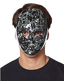 Black Marble Mask