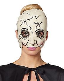 Half Doll Mask