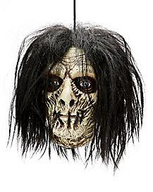 Billy Butcherson Hanging Head Decorations - Hocus Pocus