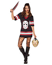 Adult Jason Voorhees Hockey Dress – Friday the 13th
