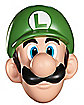 Luigi Half Mask - Super Mario Bros.
