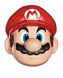 Mario Mask - Super Mario Bros.