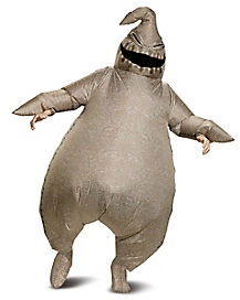 Adult Oogie Boogie Inflatable Costume - The Nightmare Before Christmas