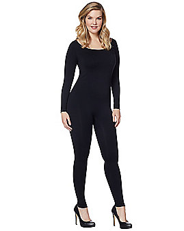 Long Sleeve Seamless Catsuit