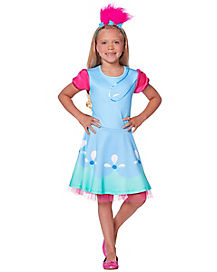 Kids Trolls Dress
