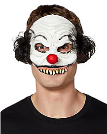 Kids Twisted Clown Mask