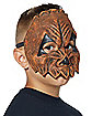 Kids Scary Pumpkin Half Mask