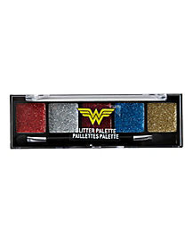 Wonder Woman Glitter Palette - DC Comics