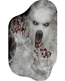 2 Ft Evil Spirit Window Cling – Decorations