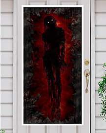 Evil Spirit Door Cover - Decorations