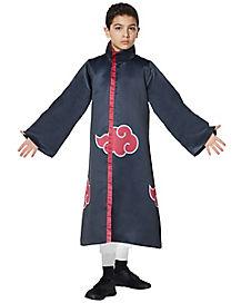 Kids Akatsuki Robe - Naruto  sc 1 st  Spirit Halloween & Best Naruto Naruto Halloween Costumes - Spirithalloween.com