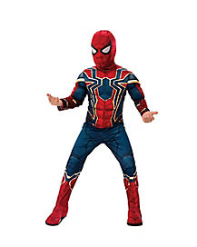 Kids Iron Spider Costume - Avengers: Infinity War