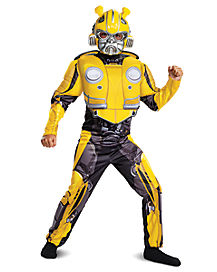 Kids Bumblebee Costume - Transformers