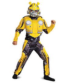 Kids Bumblebee Costume - Transformers