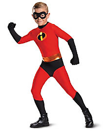 Kids Dash Skin Suit Costume - The Incredibles 2