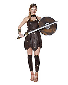 Adult Fierce Warrior Costume