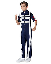 Kids My Hero Academia Jumpsuit Costume