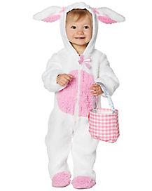 Baby Lamb One-Piece Costume