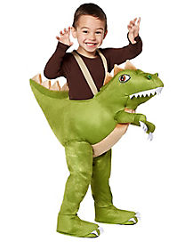 Toddler Dinosaur Piggyback Costume