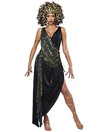 Adult Sexy Medusa Costume  sc 1 st  Spirit Halloween & Romans Greeks u0026 Egyptians Womens Costumes - Spirithalloween.com