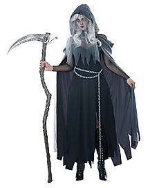 Adult Lady of Darkness Costume