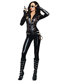 Adult Special Ops Catsuit Costume