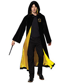 Hufflepuff Robe Deluxe - Harry Potter