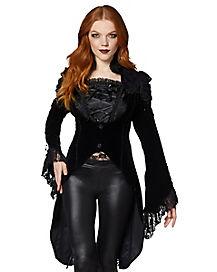 Women's Victorian Vampire Jacket