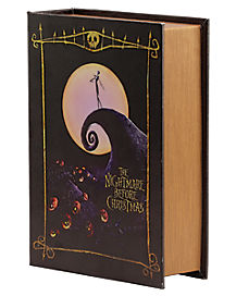 The Nightmare Before Christmas Storage Book Box - Disney