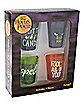 Hocus Pocus Mini Glasses - 1.5 Oz.