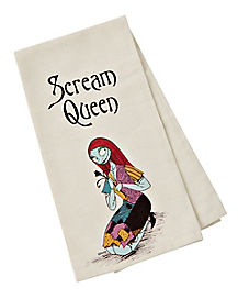 Sally Dish Towel - The Nightmare Before Christmas