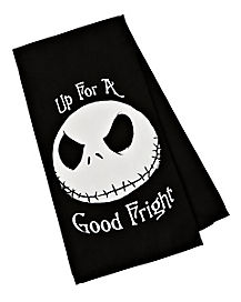 Jack Skellington Dish Towel - The Nightmare Before Christmas