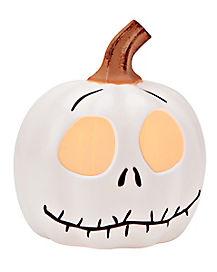Mini Jack Skellington Light Up Pumpkin - The Nightmare Before Christmas