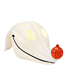 Mini Zero Light Up Pumpkin - The Nightmare Before Christmas