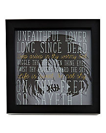 Lover Spell Shadow Box - Hocus Pocus