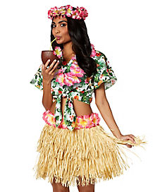 Luau Costume Kit